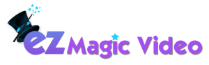 EZ Magic Video Logo