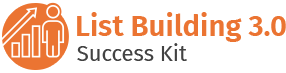 List Building 3.0 PLR Logo