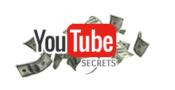 YouTube Secrets Logo Image