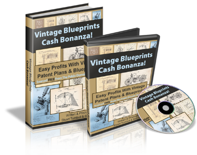 Vintage Blueprints package image
