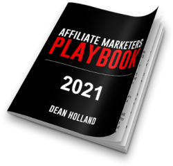 Affiliate Marketers Playbook 2021 image
